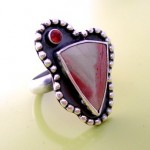 Janice Fowler Jewelry - Handcrafted Ring