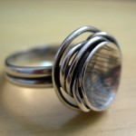 Janice Fowler Jewelry Ring Sterling Silver